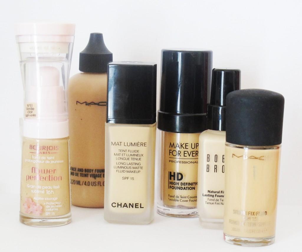 Yellow Foundation Makeup Saubhaya