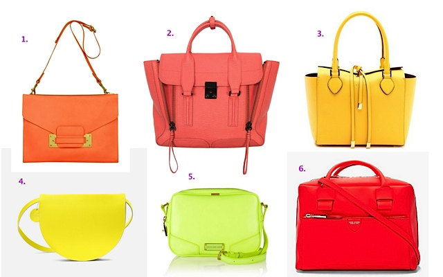 Handbag Lust List