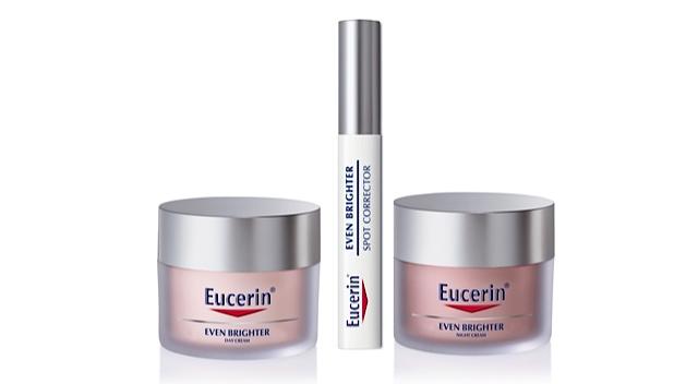 Eucerin Even Brighter range