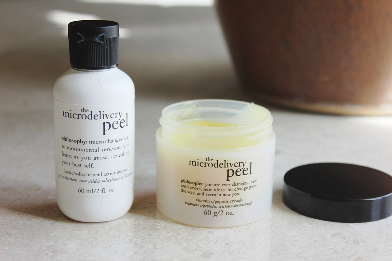 Philosophy Microdelivery Peel