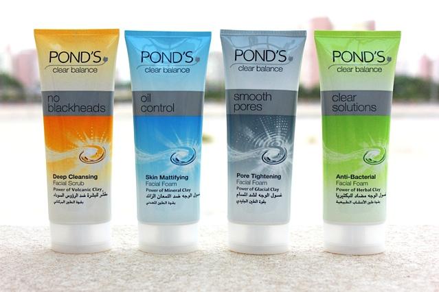 Ponds Clear Balance