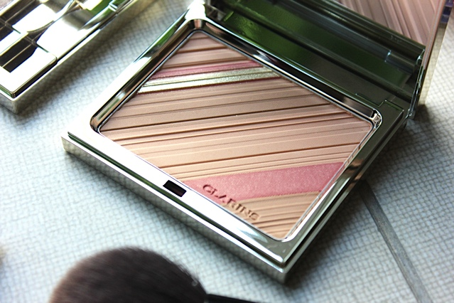 Clarins Face & Blush Powder Graphic Expression