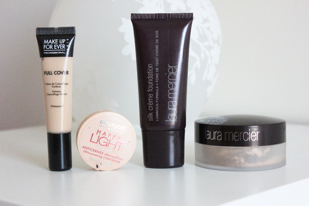 Flawless face products