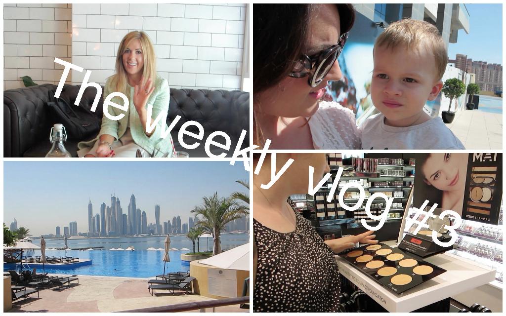 Weekly vlog #3