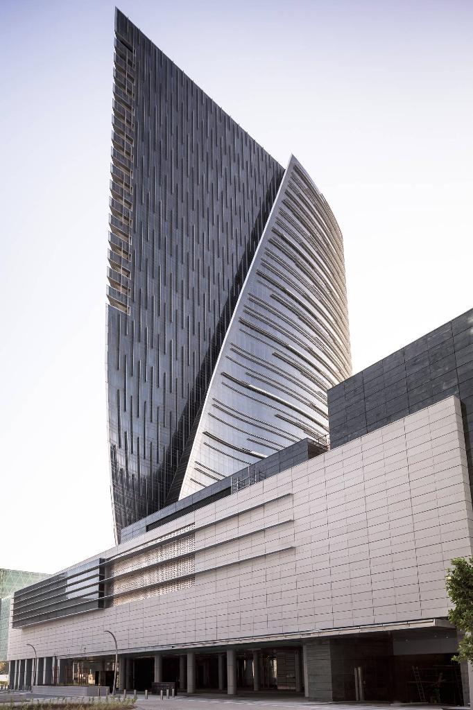 Rosewood Abu Dhabi Hotel 1