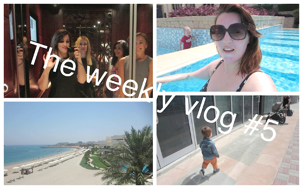The weekly vlog #5