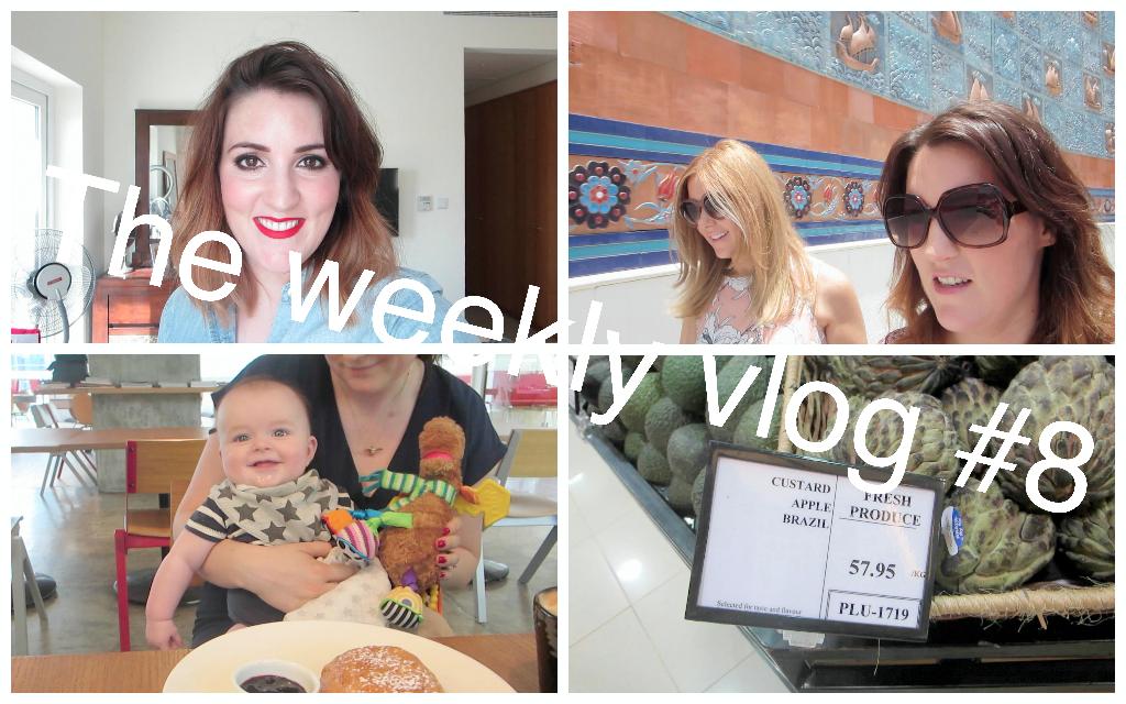 Weekly vlog #8