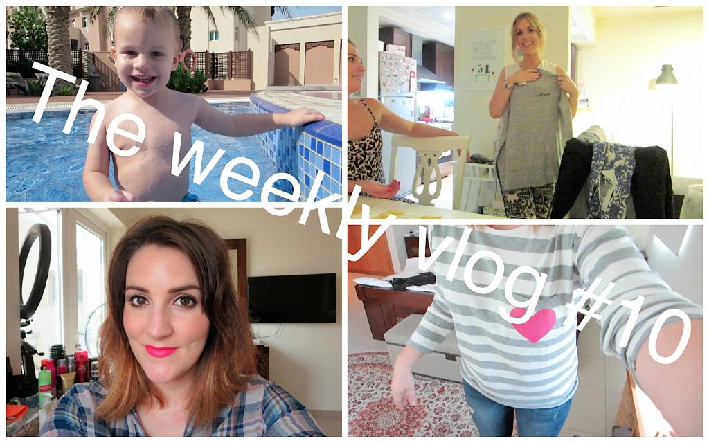 Weekly vlog #10