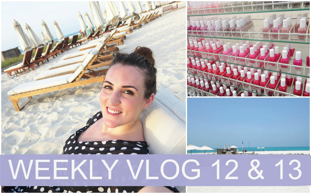 Simone Scribes weekly vlog