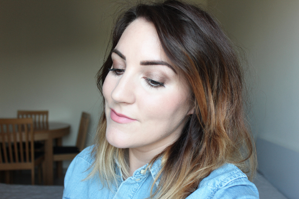 Bobbi Brown Smokey Nude Collection FOTD