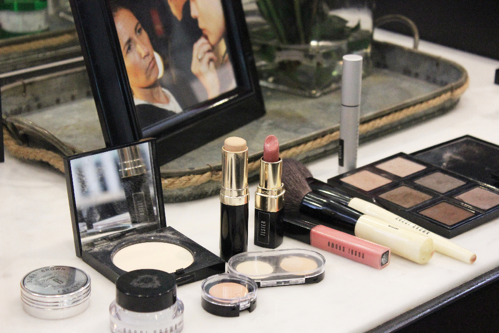 Bobbi Brown Makeup Lessons