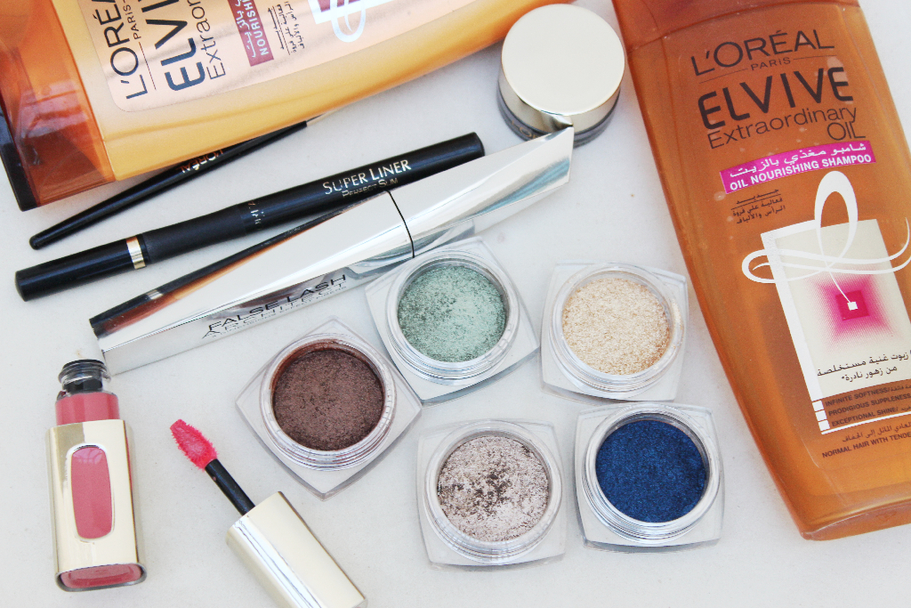 L'Oreal Beauty Haul Favourite Products