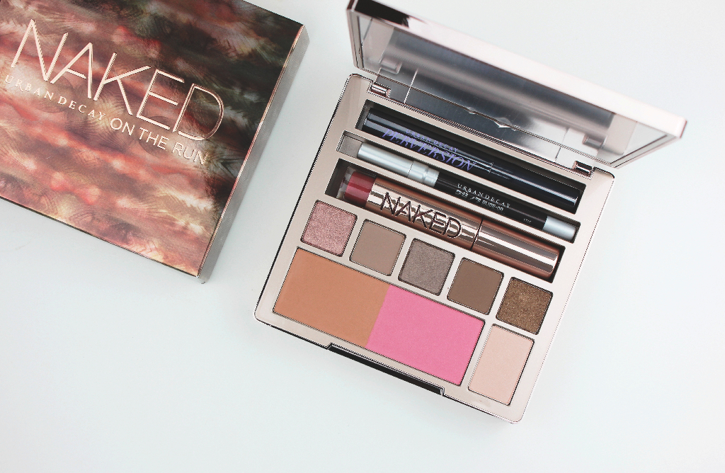 Urban Decay: Naked on the Run