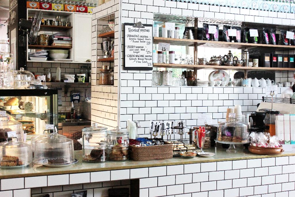The Roseleaf Cafe Dubai