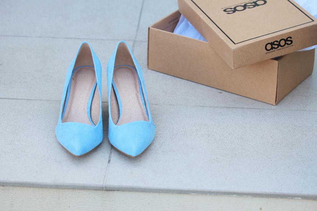 ASOS SOUVENIRA heels