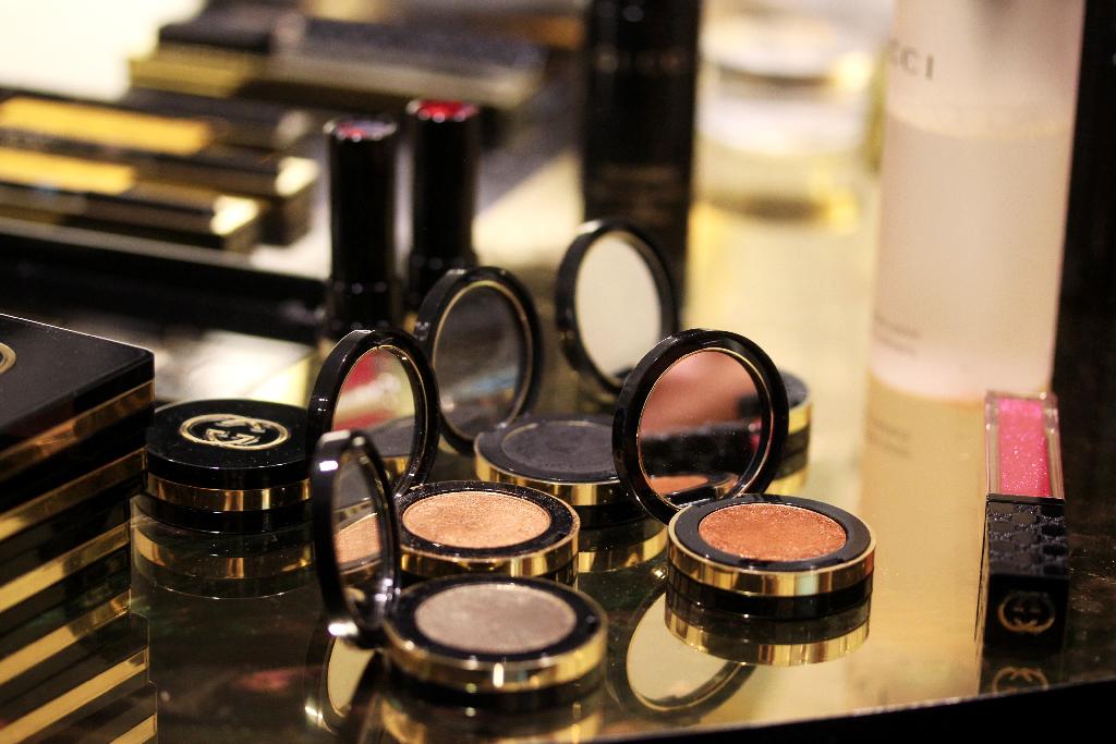 Gucci Cosmetics Dubai