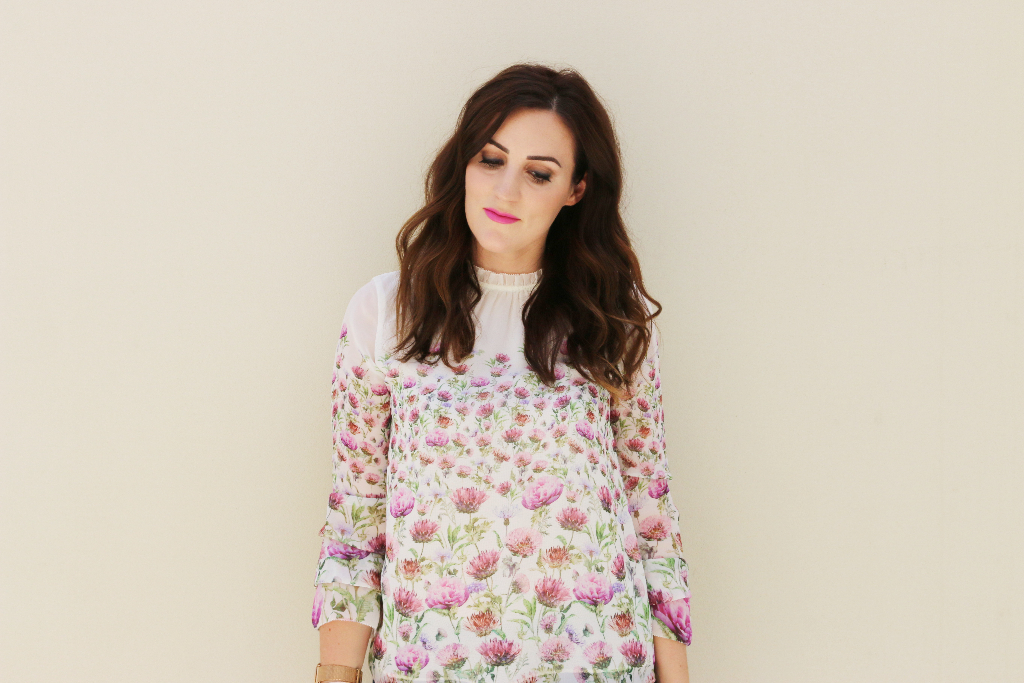 Ted Baker Blouse Simone Scribes