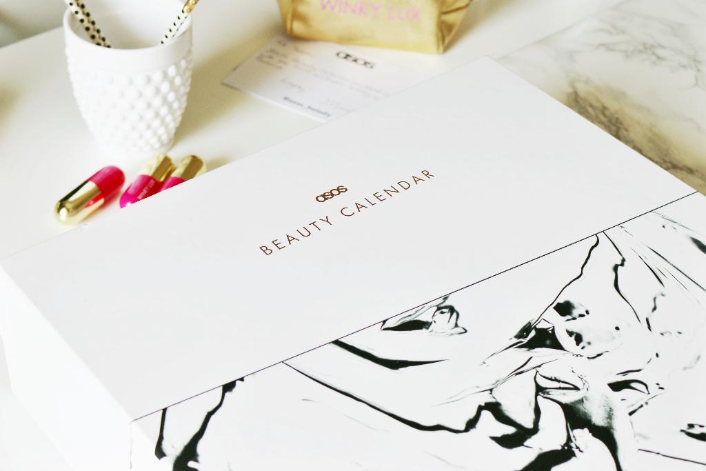 ASOS Beauty Calendar - Simone Scribes