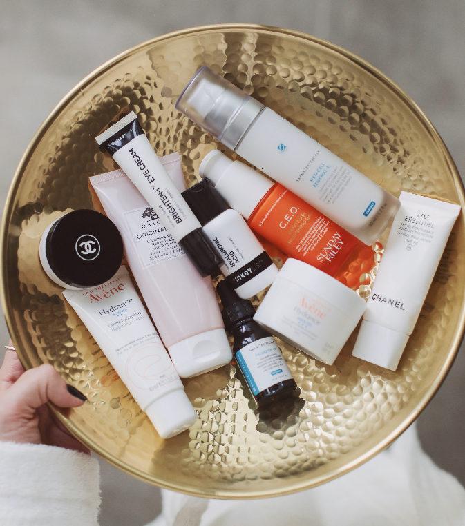 The Skincare List - Simone Scribes